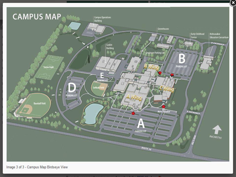 Birdseye Map