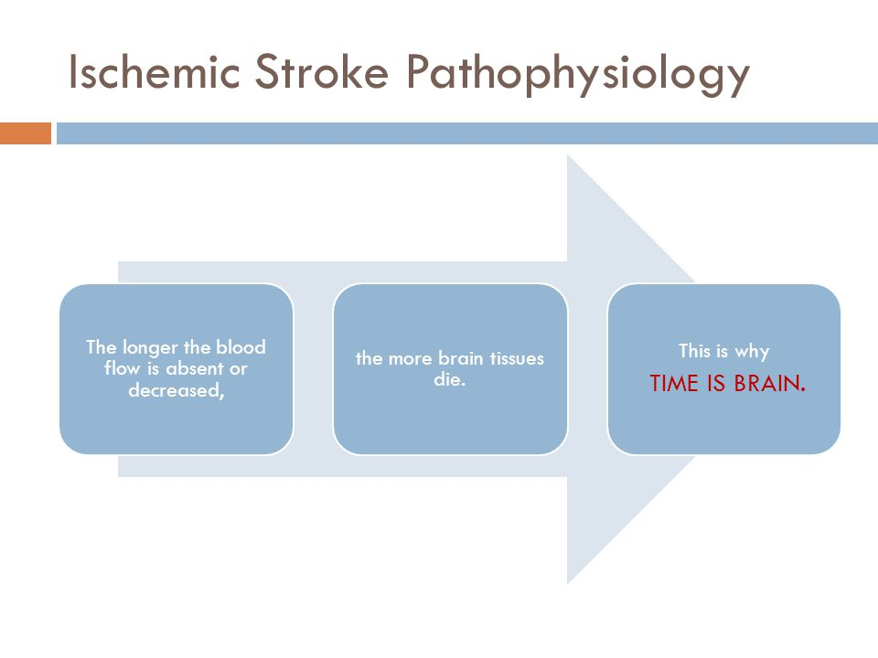 Ischemic Stroke Pathophysiology The sympathetic nervous system (SNS) will then activate, secreting cortisol. Cortisol will decrease the immune and inf