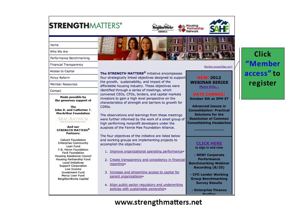 www.strengthmatters.net