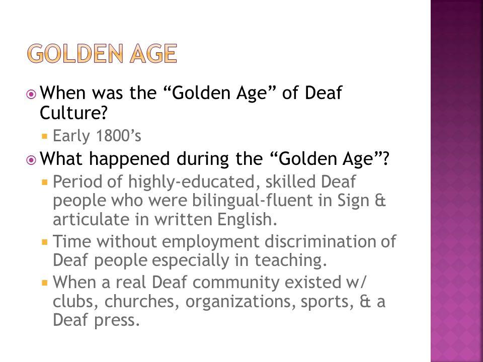  _______% of Deaf parents have Deaf kids. 10% True or False.