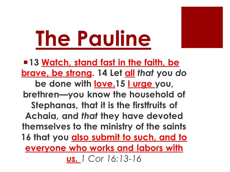 Catholic Epistle  Therefore submit to God.Resist the devil and he will flee from you.
