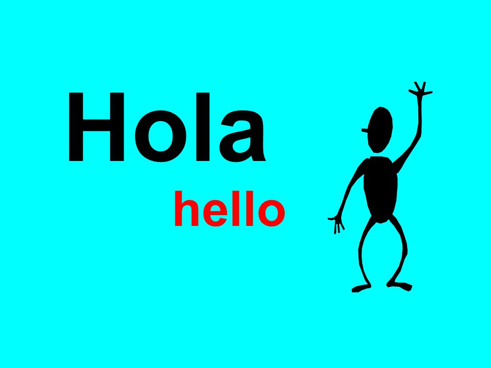 ¿ Cómo te llamas? What is your name? (what do you call yourself)