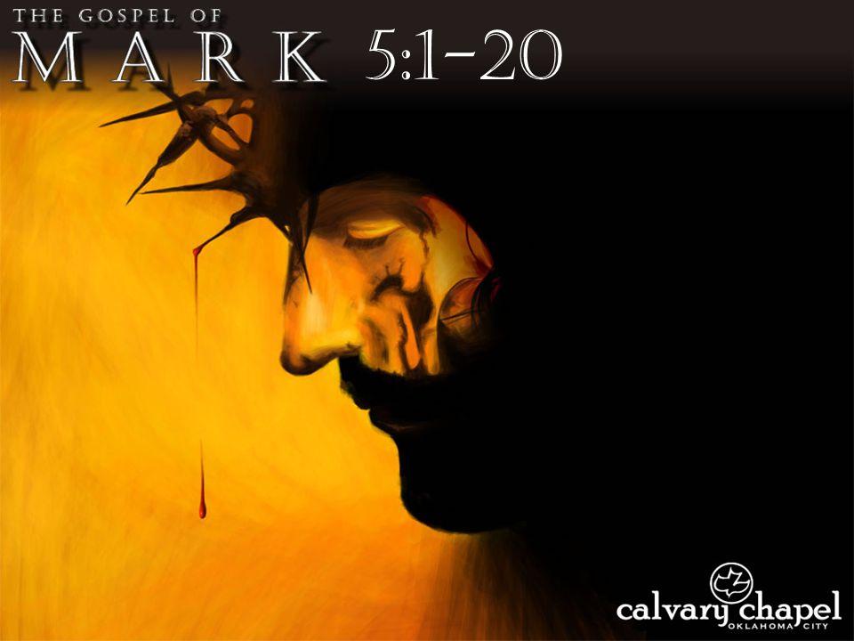Demons Evil Spirits 5:1-20 Unclean Spirits Spiritual boogerheads Fallen Angel not found in Scripture