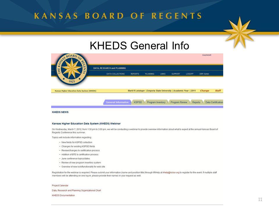 KHEDS General Info 11