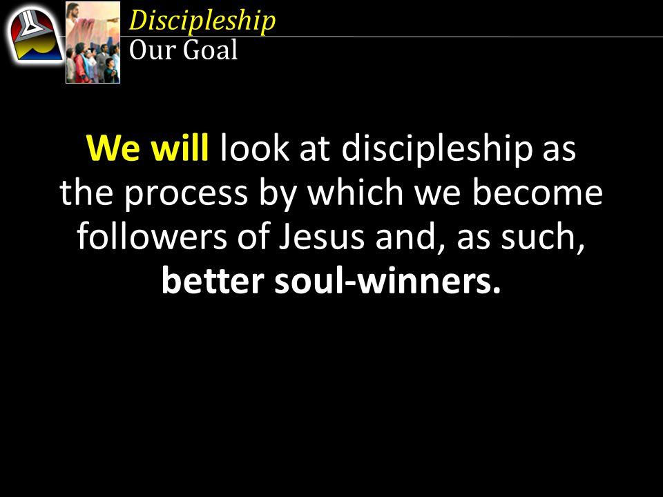 Discipleship Lesson 5, February 1 Discipleship Lesson 5, February 1 Discipling the Sick