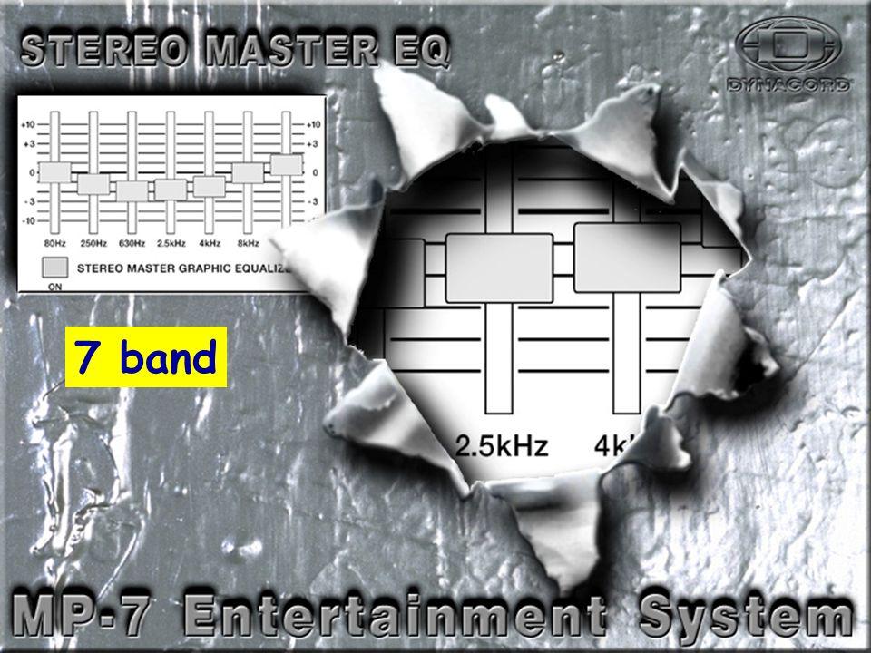 Master EQ 7 band