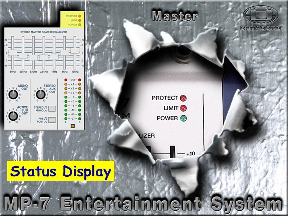 Master Status Status Display