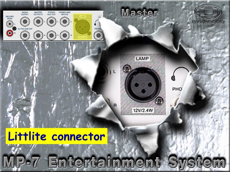 Master Lite Littlite connector