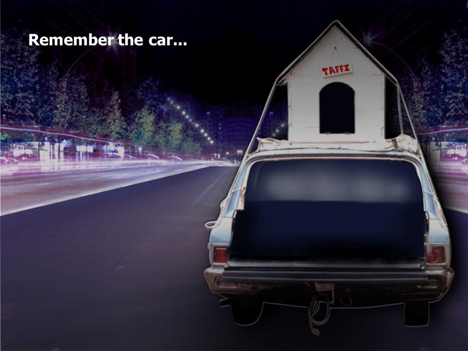 Transport-2 Remember the car...