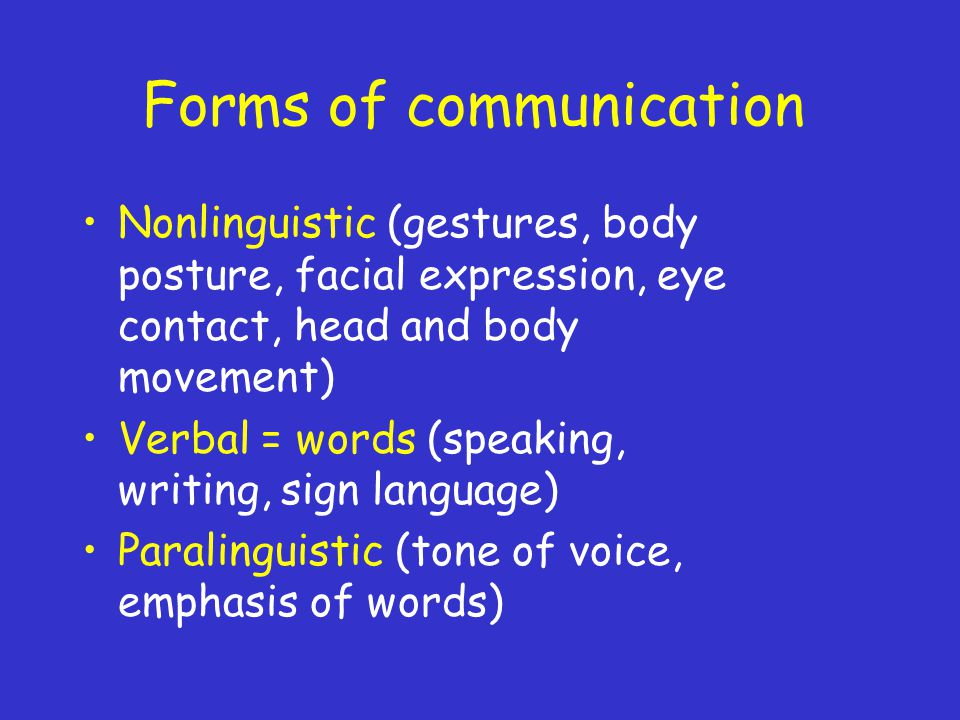 Major types of communication disorders Language disorders (60%) –general language delay (MR, autism, DD) –specific language impairment (expressive, receptive + expressive) Speech disorders (40%) Hearing disorders