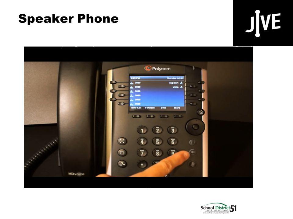 Speaker Phone Polycom VVX 400