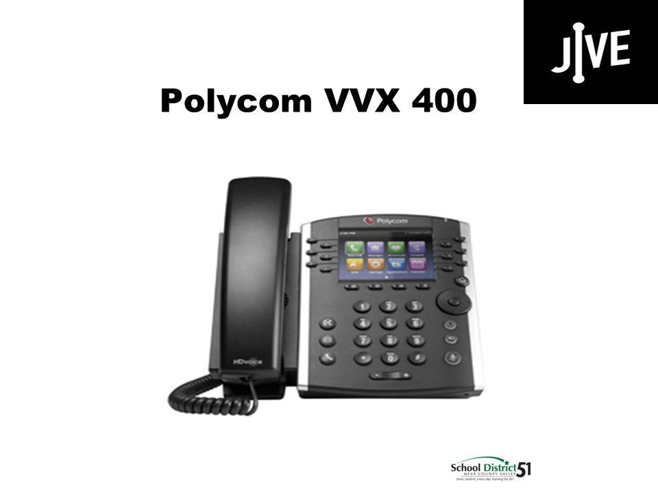 Polycom VVX 400