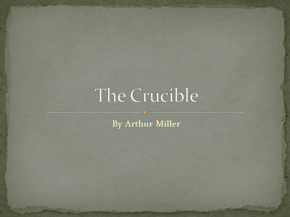 By Arthur Miller