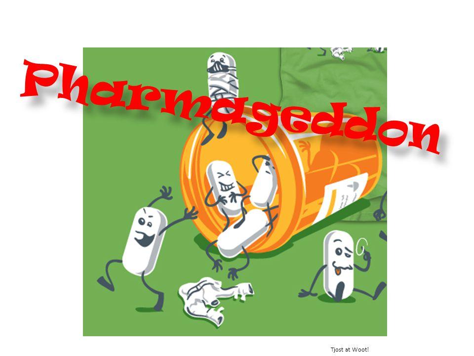 Pharmageddon Tjost at Woot!