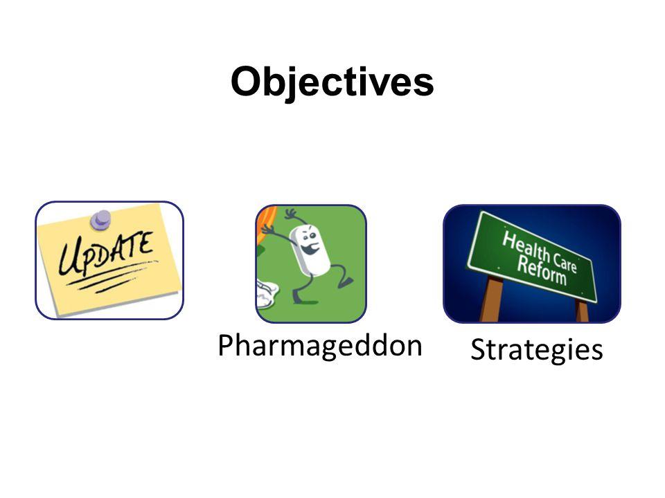 Objectives Strategies Pharmageddon