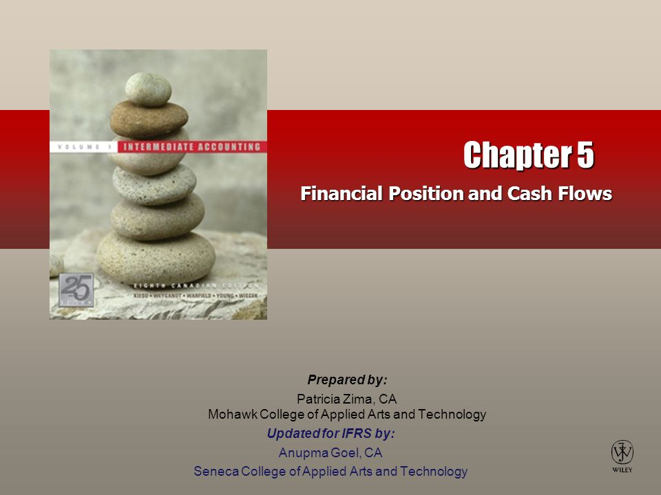Prepared by: Patricia Zima, CA Mohawk College of Applied Arts and Technology Updated for IFRS by: Anupma Goel, CA Seneca College of Applied Arts and T