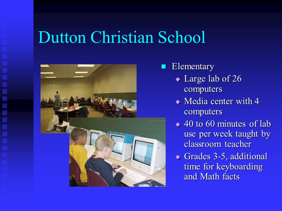 Integrating Technology into the Curriculum Dutton Christian School Teachers CEA October 22, 2004 Techie Teaching
