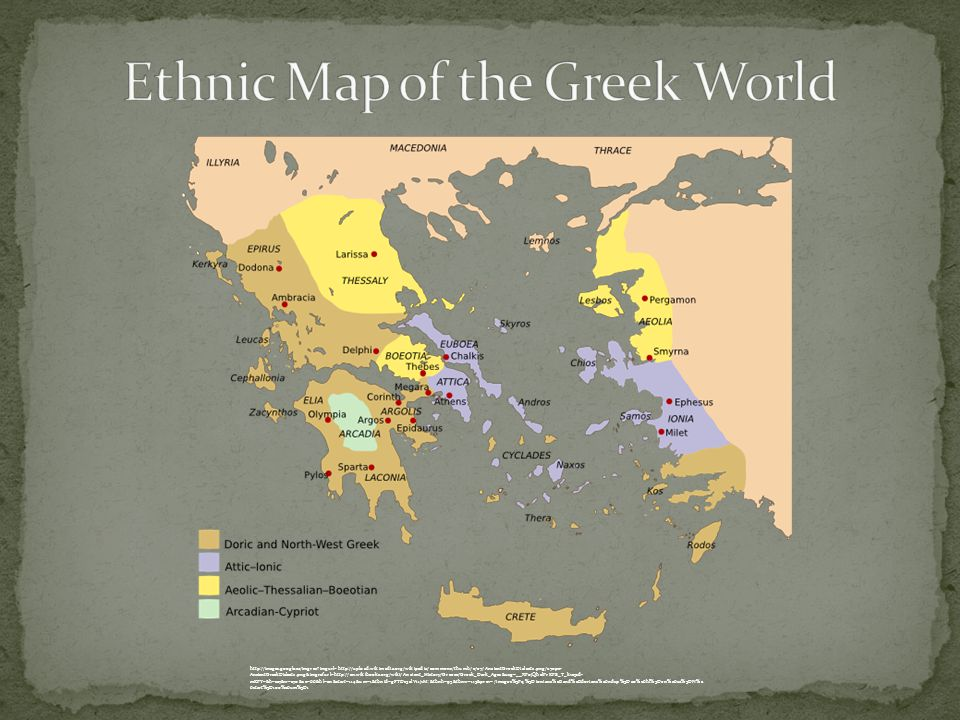 http://images.google.ca/imgres imgurl=http://upload.wikimedia.org/wikipedia/commons/thumb/e/e7/AncientGreekDialects.png/270px- AncientGreekDialects.png&imgrefurl=http://en.wikibooks.org/wiki/Ancient_History/Greece/Greek_Dark_Ages&usg=__XF0jQhelFrKF8_T_kvz5sd- mKFY=&h=227&w=270&sz=66&hl=en&start=114&um=1&tbnid=gPTDs3alV11jvM:&tbnh=95&tbnw=113&prev=/images%3Fq%3Dionians%2Band%2Bdorians%26ndsp%3D20%26hl%3Den%26sa%3DN%2 6start%3D100%26um%3D1
