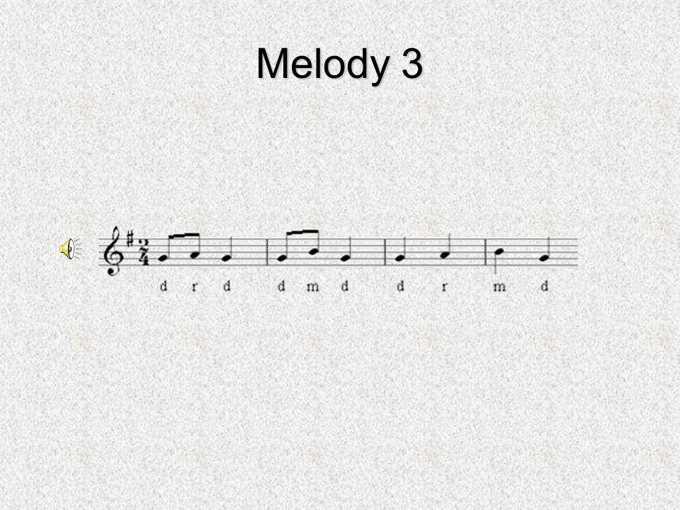 Melody 3