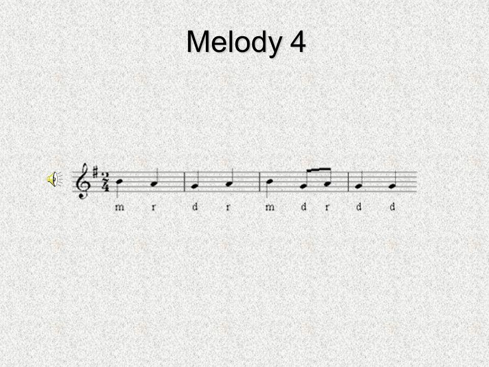 Melody 4