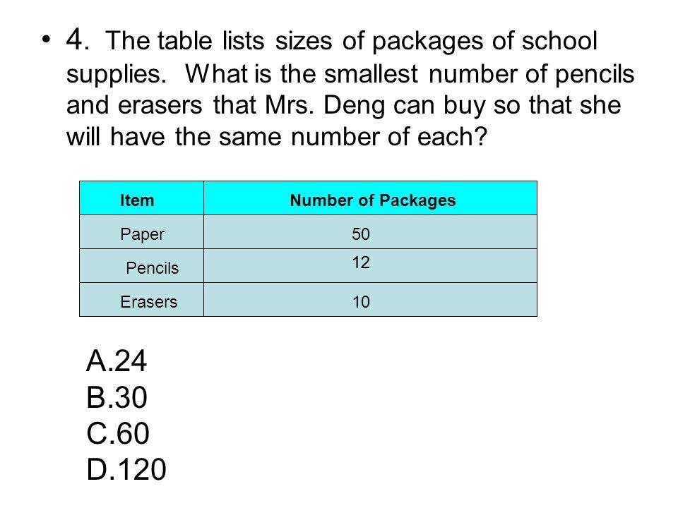 Answers 1. B 2. A 3. B 4. C 5. A 6.A 7.D 8.B 9.D 10. A 11. D 12. C 13. C 14. D