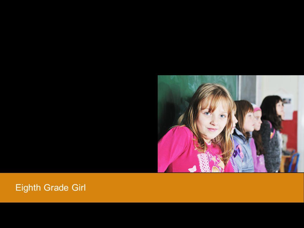 Eighth Grade Girl