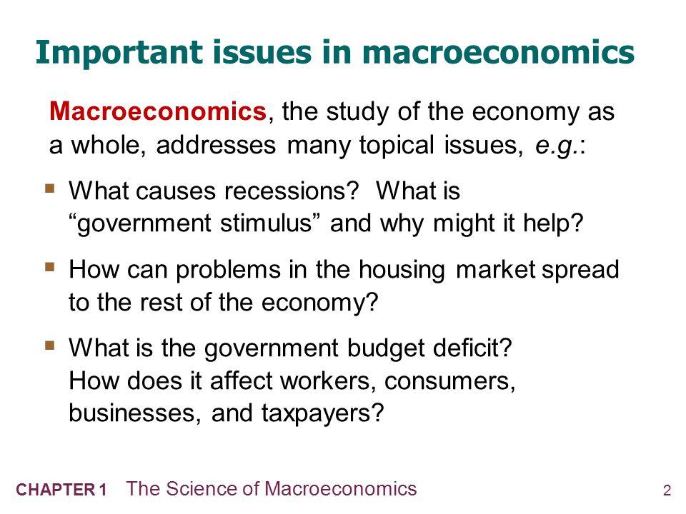 23 CHAPTER 1 The Science of Macroeconomics Prices: flexible vs.