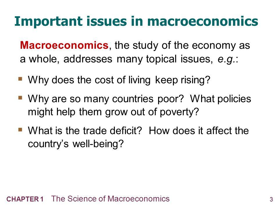 24 CHAPTER 1 The Science of Macroeconomics Prices: flexible vs.