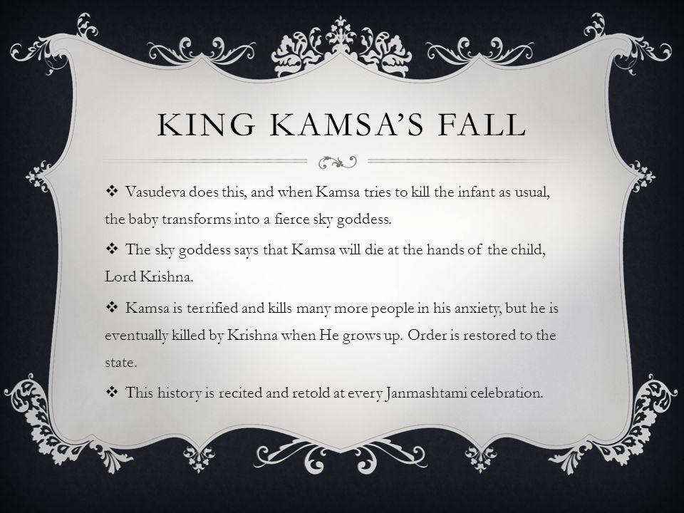 HOW JANMASHTAMI IS CELEBRATED