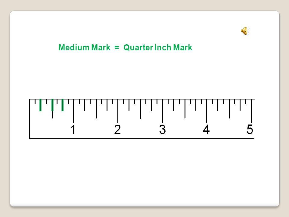 Medium Mark