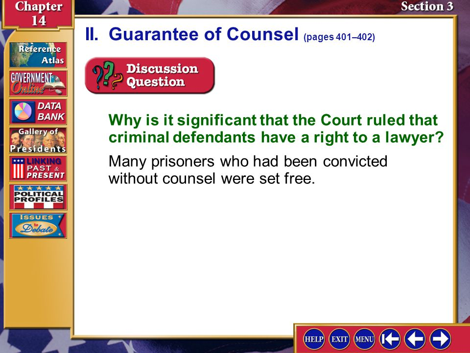 Section 3-7 A.The Fifth Amendment protects witnesses before grand juries and congressional investigating committees.