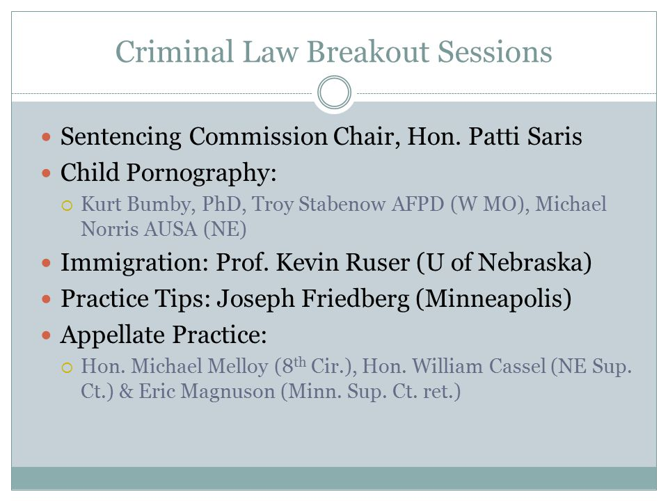 Bankruptcy Breakout Sessions Ethics: Prof.