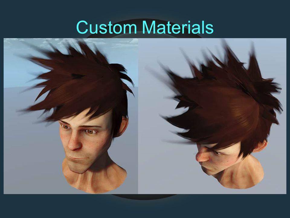 Custom Materials