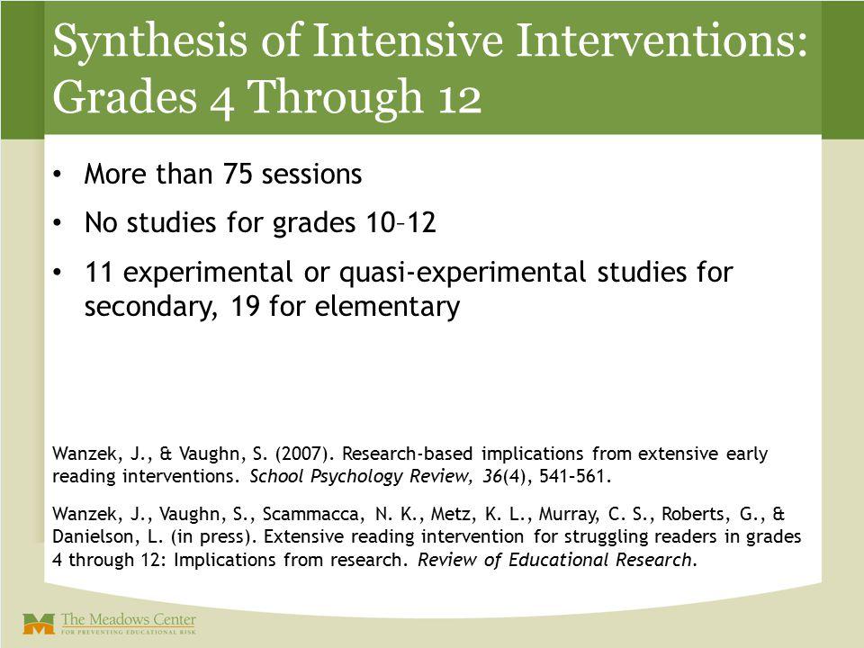 Stretch Text – teacher procedure 1.