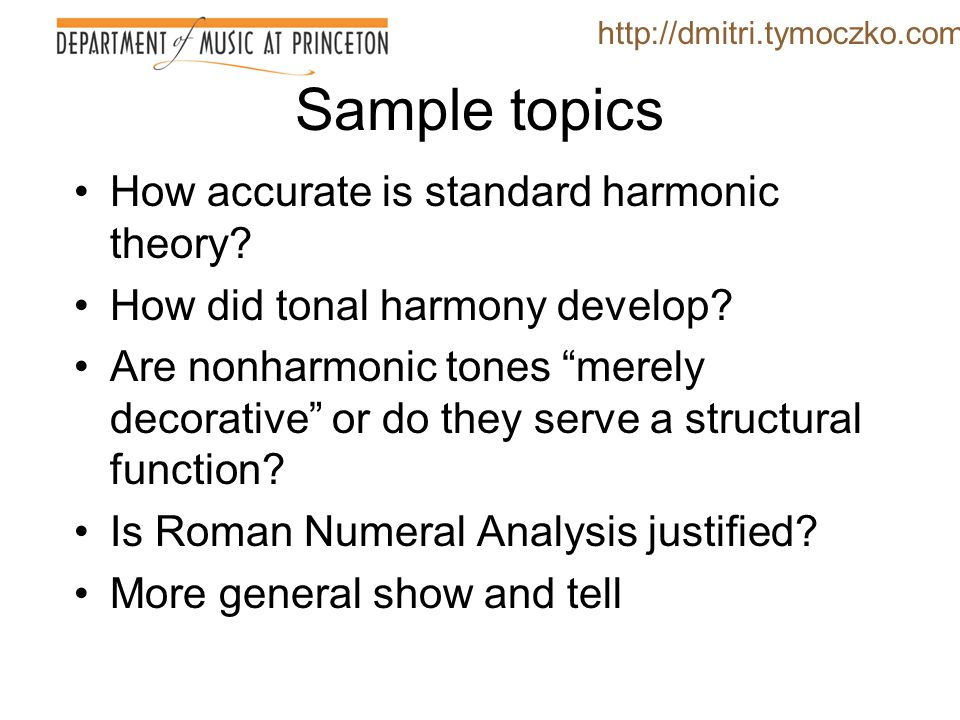 Methodological Question What does it mean to use Roman Numerals with modal music.