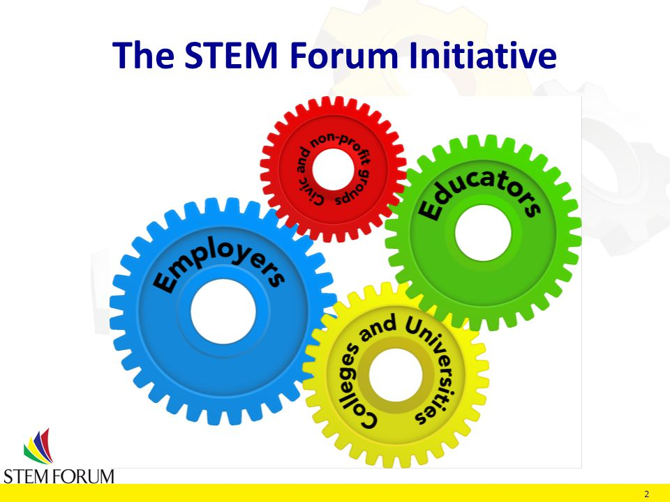 2 The STEM Forum Initiative