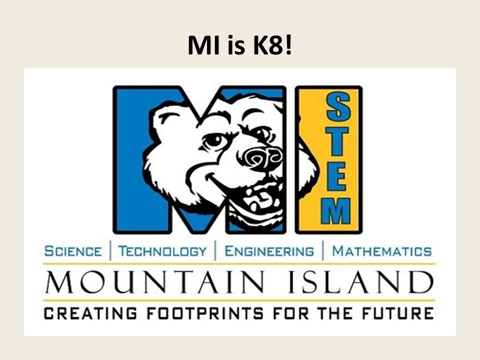 MI is K8!