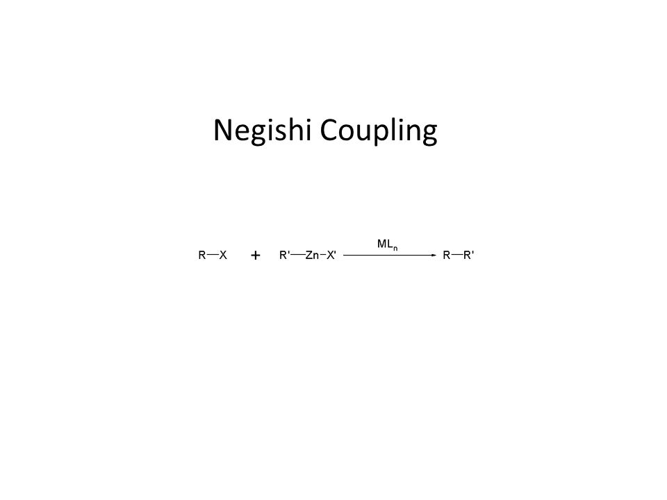 Negishi Coupling