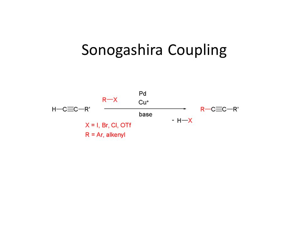 Sonogashira Coupling