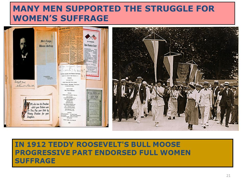 20 PRO SUFFRAGE POSTER