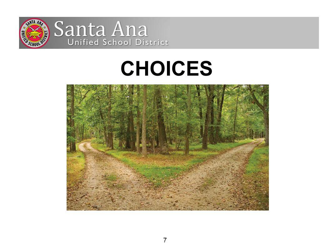 7 CHOICES