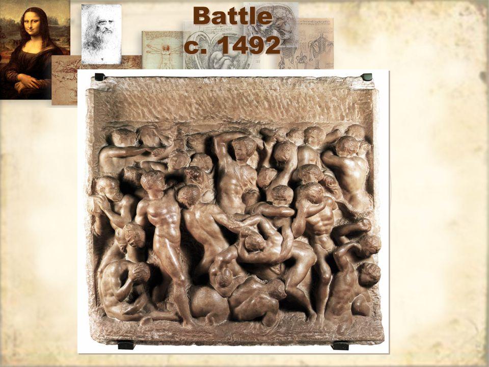 Battle c. 1492