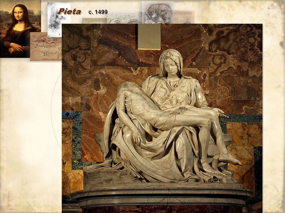 Pieta c. 1499