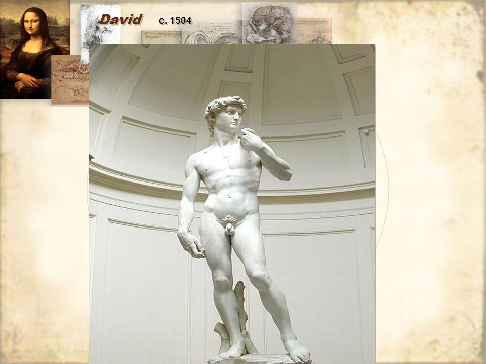 David c. 1504