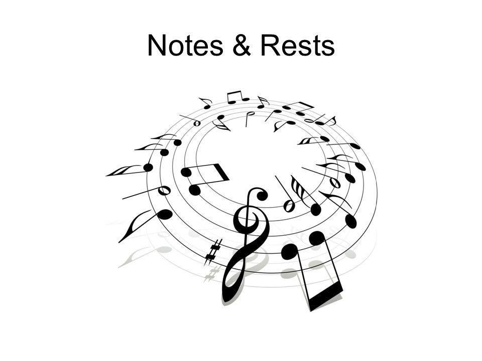 whole rest 4 silent beats