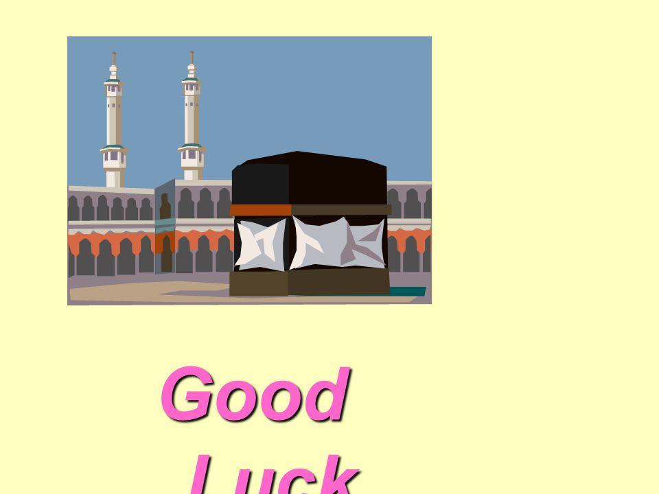 Good Luck Good Luck