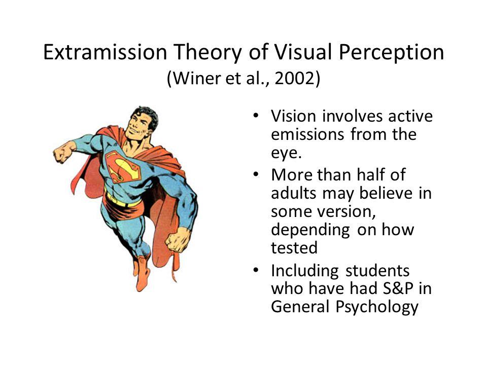 Impact of Educational Experiences Winer et al.
