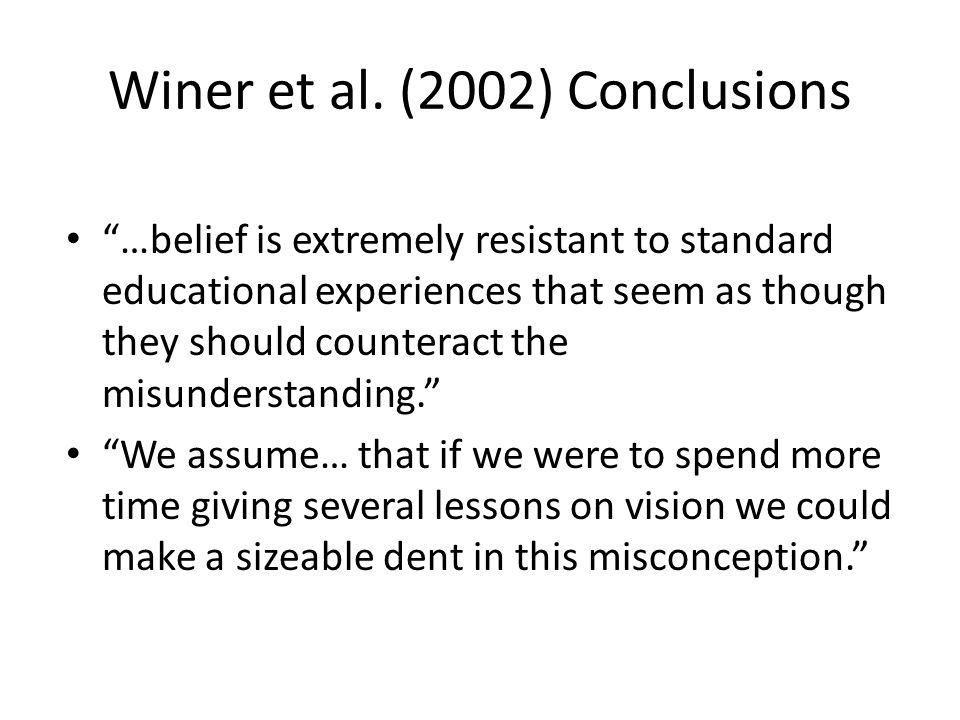 Winer et al.