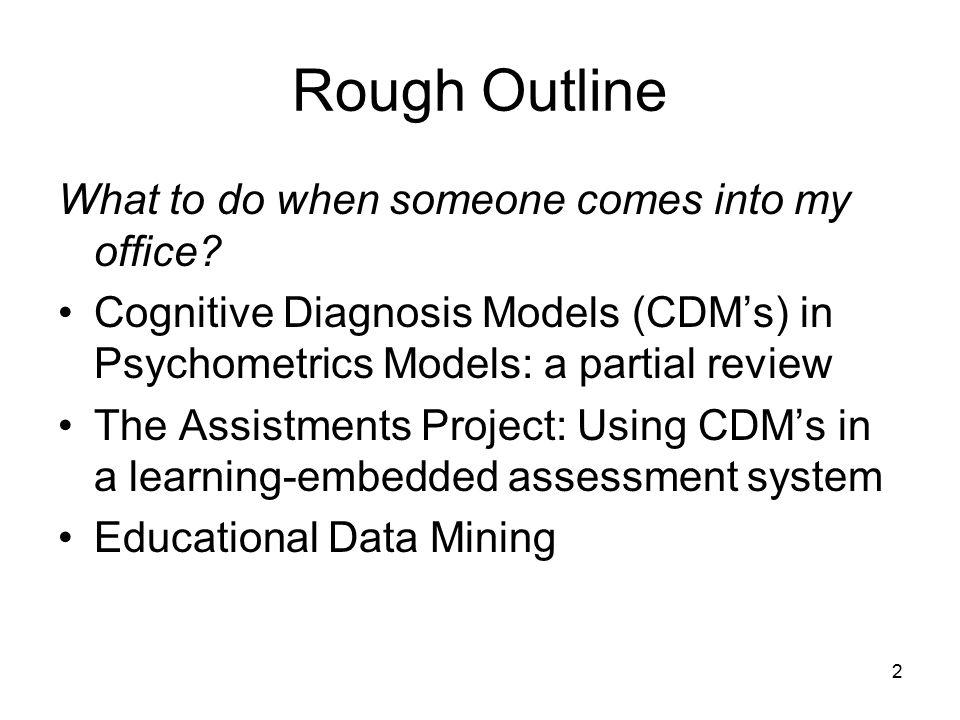13 LCDM's / GDM's Obtain RedRUM, NIDA, DINA, DINO, etc., by constraining 's.
