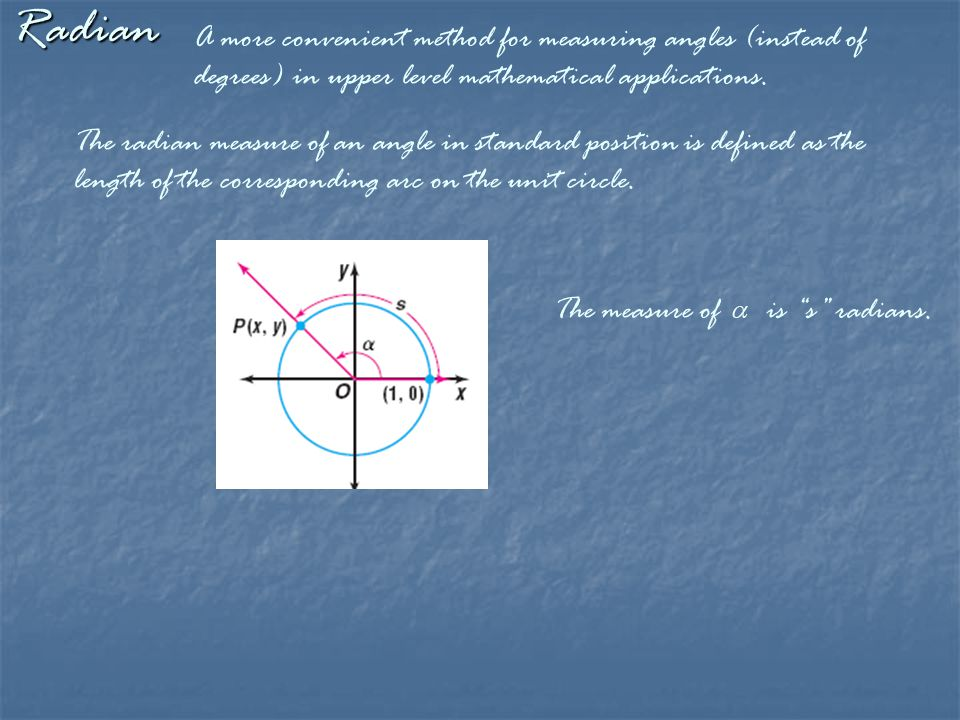 Convert 48.555º to degrees, minutes, seconds: Type 48.555 ► DMS Answer: 48º 33 18 The ► DMS is #4 on the Angle menu (2nd APPS).